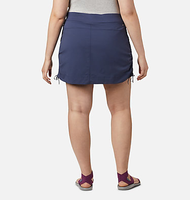 Women's Anytime Casual™ Skort – Plus Size Anytime Casual™ Skort | 671 | 1X, Nocturnal, back