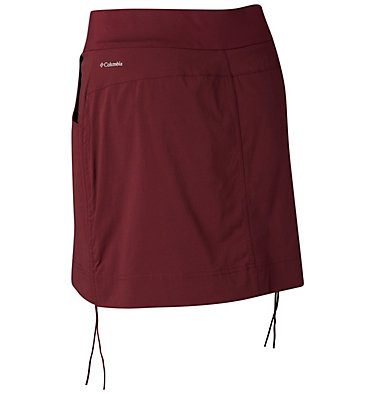 Women's Anytime Casual™ Skort Anytime Casual™ Skort | 023 | 1X, Deep Madeira, back