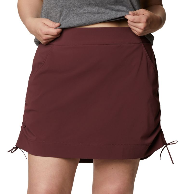 Women's Anytime Casual™ Skort – Plus Size Women's Anytime Casual™ Skort – Plus Size, a2