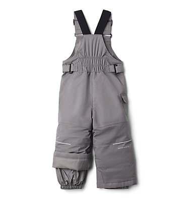 Pantalon Adventure Ride – Tout-petit Adventure Ride™ Bib | 023 | 3T, City Grey, back