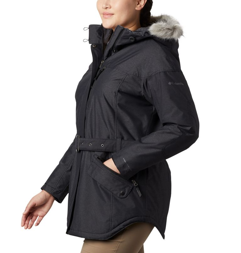 Carson Pass™ II Jacket | 013 | 3X Women's Carson Pass™ II Jacket - Plus Size, Black, a1