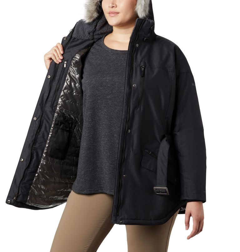 Carson Pass™ II Jacket | 013 | 3X Women's Carson Pass™ II Jacket - Plus Size, Black, a3