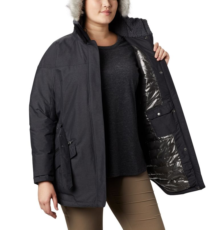 Carson Pass™ II Jacket | 013 | 3X Women's Carson Pass™ II Jacket - Plus Size, Black, a4