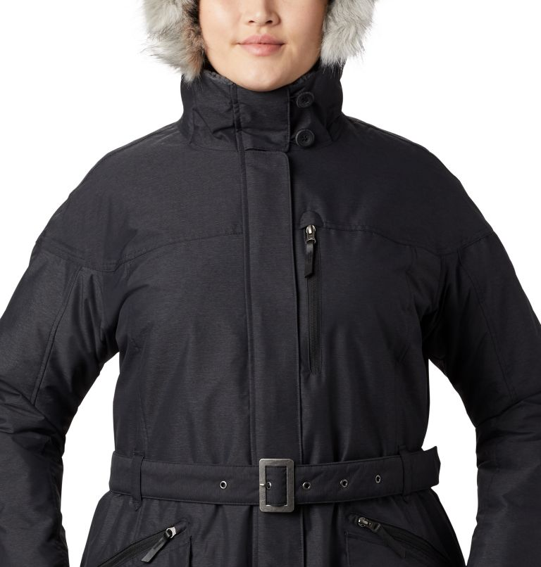 Carson Pass™ II Jacket | 013 | 3X Women's Carson Pass™ II Jacket - Plus Size, Black, a5