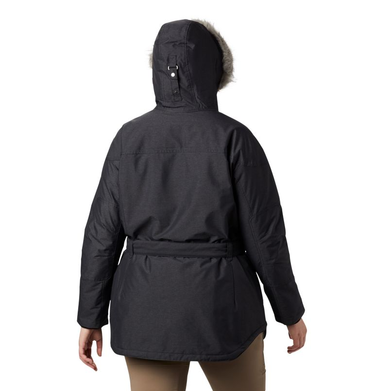 Carson Pass™ II Jacket | 013 | 3X Women's Carson Pass™ II Jacket - Plus Size, Black, back