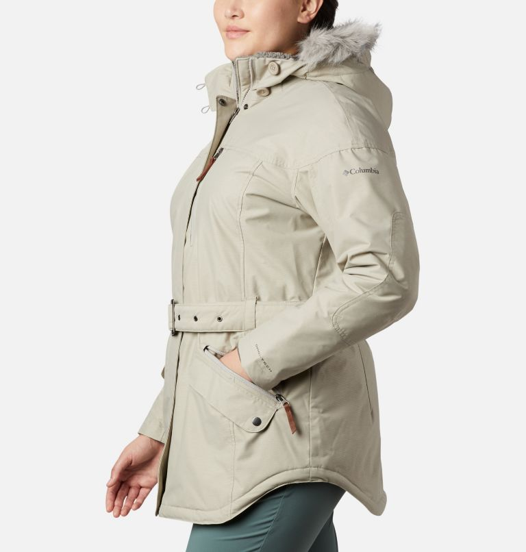 Carson Pass™ II Jacket | 029 | 1X Women's Carson Pass™ II Jacket - Plus Size, Flint Grey, a1