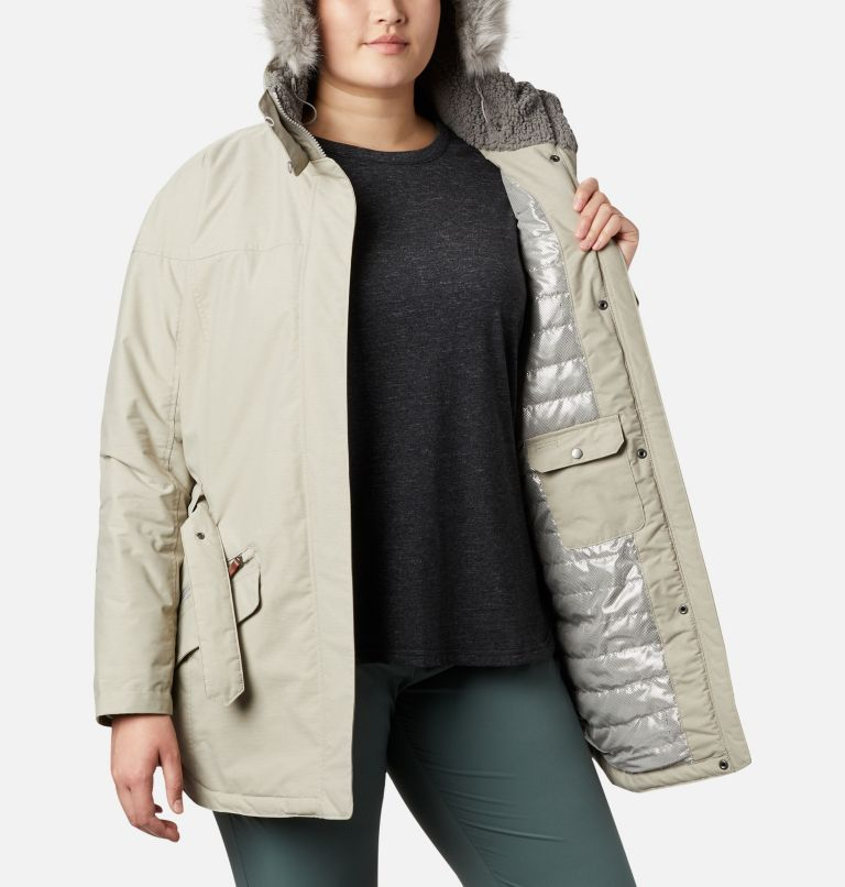 Carson Pass™ II Jacket | 029 | 1X Women's Carson Pass™ II Jacket - Plus Size, Flint Grey, a4