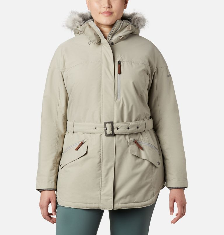 Carson Pass™ II Jacket | 029 | 1X Women's Carson Pass™ II Jacket - Plus Size, Flint Grey, front