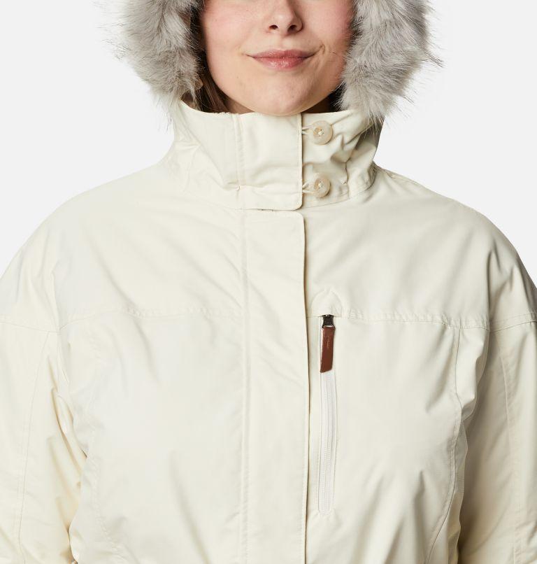 Carson Pass™ II Jacket | 191 | 1X Women's Carson Pass™ II Jacket - Plus Size, Chalk, a2