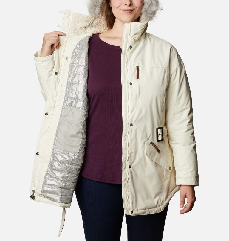 Carson Pass™ II Jacket | 191 | 1X Women's Carson Pass™ II Jacket - Plus Size, Chalk, a3