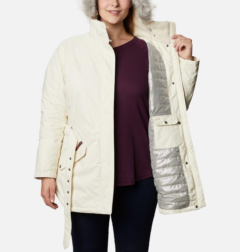 Carson Pass™ II Jacket | 191 | 1X Women's Carson Pass™ II Jacket - Plus Size, Chalk, a5