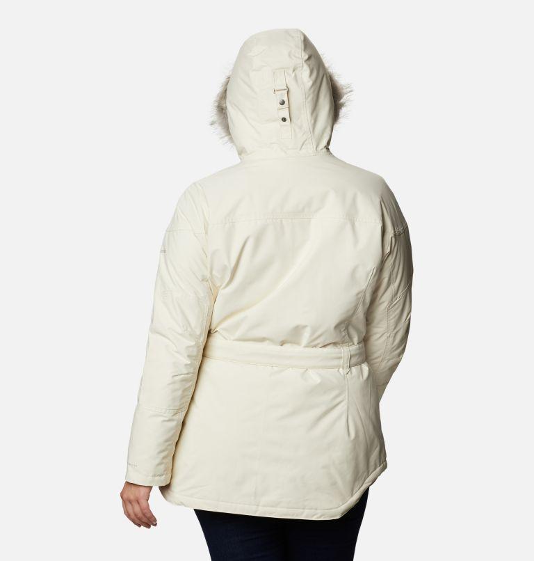 Carson Pass™ II Jacket | 191 | 1X Women's Carson Pass™ II Jacket - Plus Size, Chalk, back