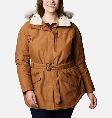 Women's Carson Pass™ II Jacket - Plus Size Carson Pass™ II Jacket | 671 | 3X, Elk, front