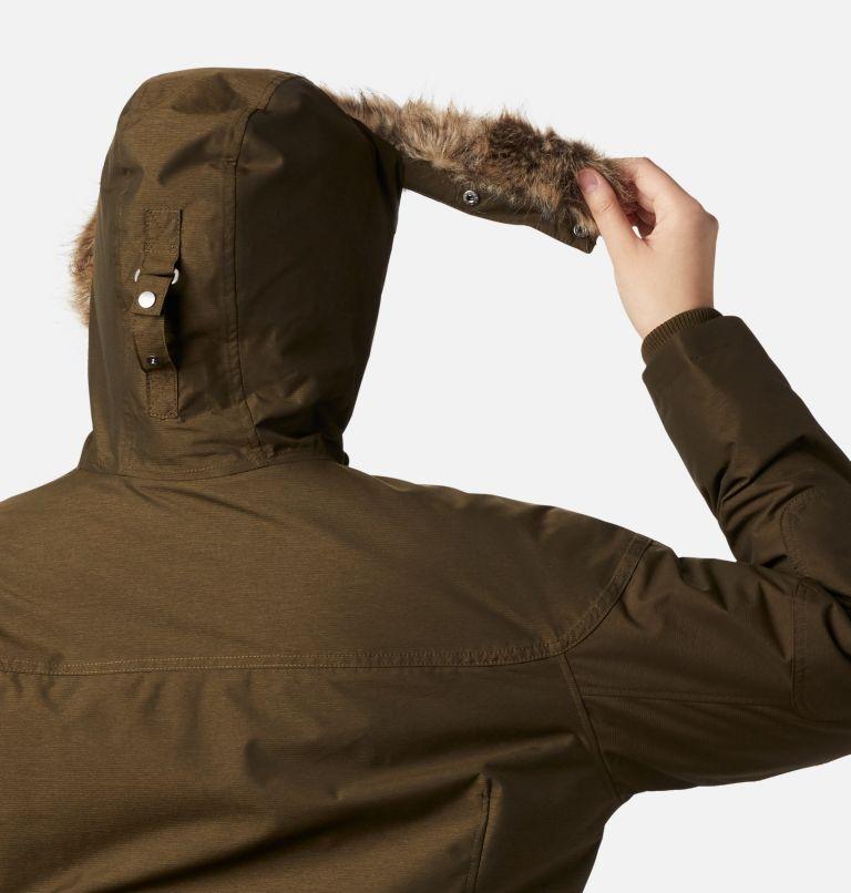 Carson Pass™ II Jacket | 319 | 1X Women's Carson Pass™ II Jacket - Plus Size, Olive Green, a2