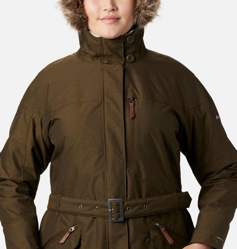 Carson Pass™ II Jacket | 319 | 1X Women's Carson Pass™ II Jacket - Plus Size, Olive Green, a5