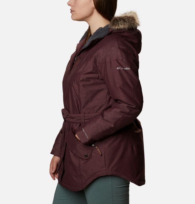 Carson Pass™ II Jacket | 671 | 1X Women's Carson Pass™ II Jacket - Plus Size, Malbec, a1