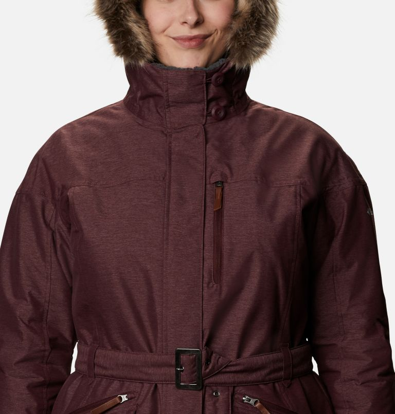 Carson Pass™ II Jacket | 671 | 1X Women's Carson Pass™ II Jacket - Plus Size, Malbec, a2