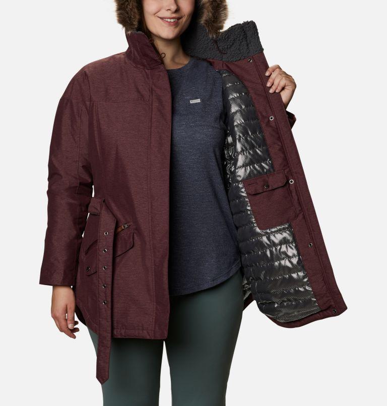 Carson Pass™ II Jacket | 671 | 1X Women's Carson Pass™ II Jacket - Plus Size, Malbec, a4