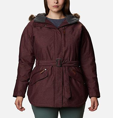 Manteau Carson Pass™ II pour femme - grandes tailles Carson Pass™ II Jacket   671   3X, Malbec, front