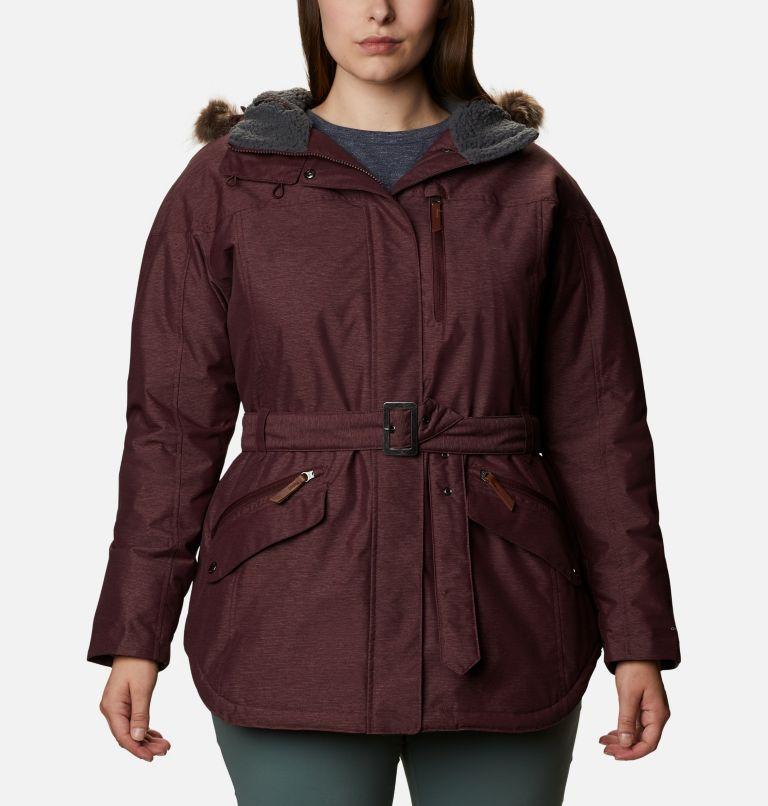 Carson Pass™ II Jacket | 671 | 1X Women's Carson Pass™ II Jacket - Plus Size, Malbec, front