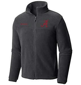 Men's Collegiate Flanker™ II Full-Zip Fleece - Alabama