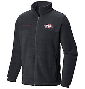 Men's Collegiate Flanker™ II Full-Zip Fleece - Arkansas