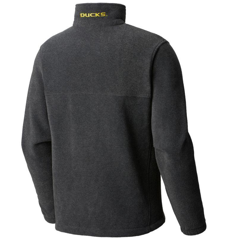 Men's Collegiate Flanker™ II Full-Zip Fleece - Oregon Men's Collegiate Flanker™ II Full-Zip Fleece - Oregon, back