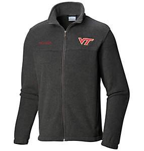 Men's Collegiate Flanker™ II Full-Zip Fleece - Virginia Tech