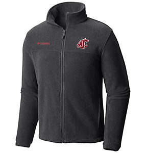 Men's Collegiate Flanker™ II Full-Zip Fleece - Washington State