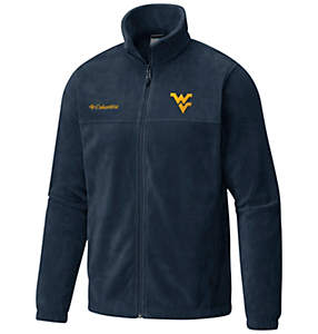 Men's Collegiate Flanker™ II Full-Zip Fleece - West Virginia
