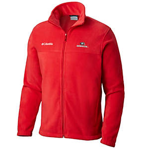 Men's Collegiate Flanker™ II Full-Zip Fleece - Georgia