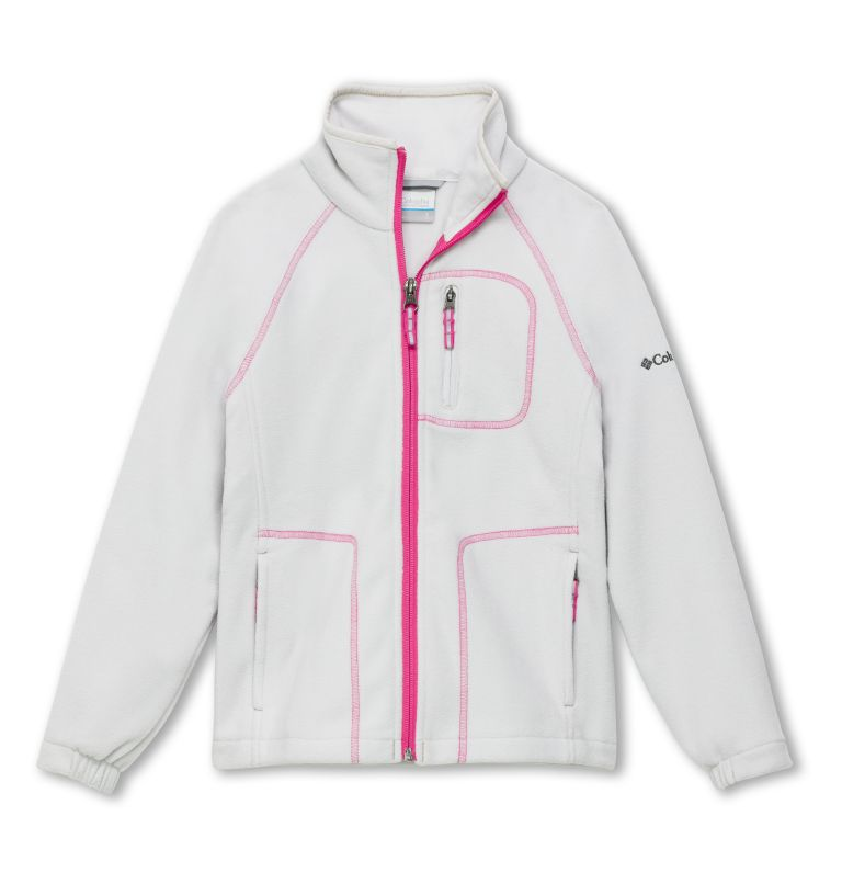 Fleece Fast Trek™ II Full Zip da ragazzo Fleece Fast Trek™ II Full Zip da ragazzo, front