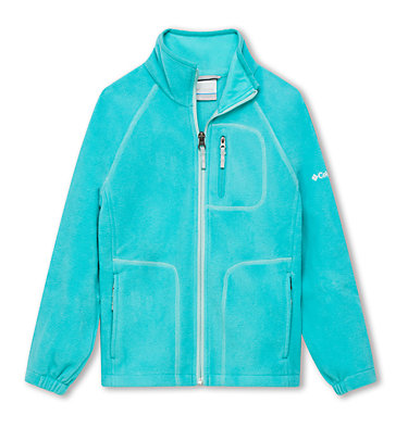 Fast Trek™ II Fleecejacke Junior , front