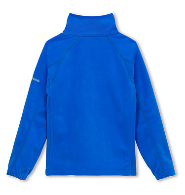 Youth Fast Trek™ II Full Zip Fleece , back
