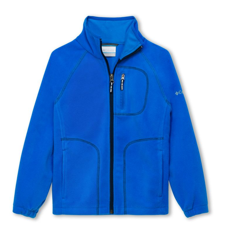 Youth Fast Trek™ II Full Zip Fleece Youth Fast Trek™ II Full Zip Fleece, front