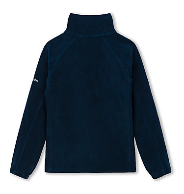 Fleece Fast Trek™ II Full Zip da ragazzo Fast Trek™ II Full Zip | 445 | L, Collegiate Navy, back