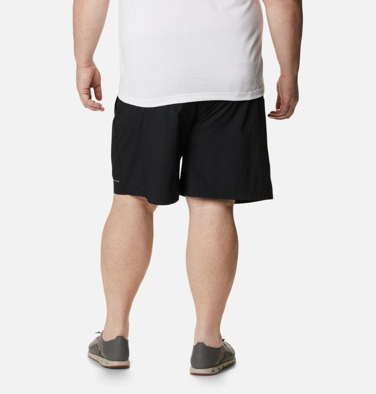 Backcast™ III Water Short | 010 | 1X Men's PFG Backcast III™ Water Shorts - Big, Black, back