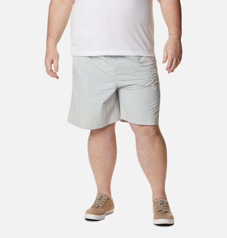 Backcast™ III Water Short | 019 | 1X Men's PFG Backcast III™ Water Shorts - Big, Cool Grey, front