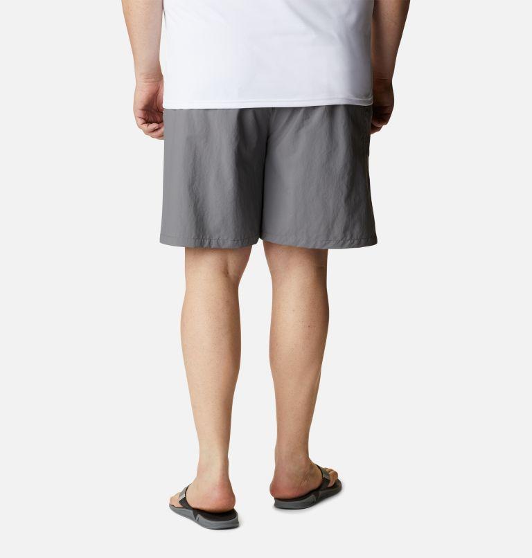 Backcast™ III Water Short   023   4X Men's PFG Backcast III™ Water Shorts - Big, City Grey, back