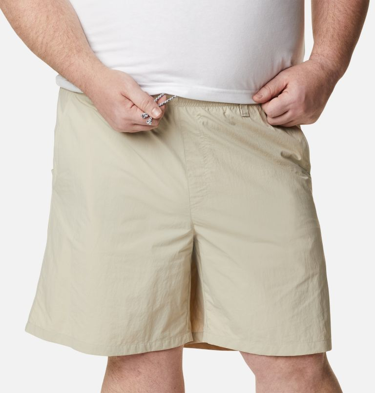 Backcast™ III Water Short | 160 | 2X Men's PFG Backcast III™ Water Shorts - Big, Fossil, a2