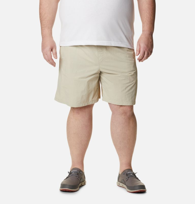 Backcast™ III Water Short | 160 | 2X Men's PFG Backcast III™ Water Shorts - Big, Fossil, front