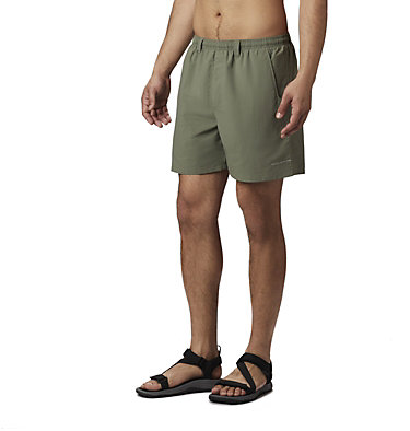 Men's PFG Backcast III™ Water Shorts - Big Backcast™ III Water Short | 374 | 3X, Cypress, front