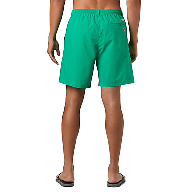 Men's PFG Backcast III™ Water Shorts - Big Backcast™ III Water Short | 374 | 3X, Dark Lime, back