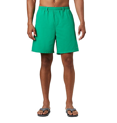 Men's PFG Backcast III™ Water Shorts - Big Backcast™ III Water Short | 374 | 3X, Dark Lime, front