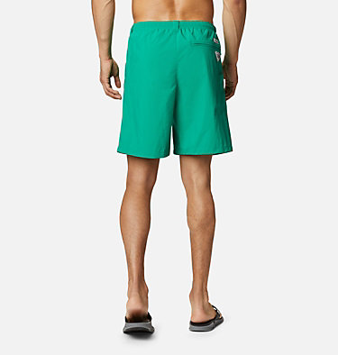 Men's PFG Backcast III™ Water Shorts - Big Backcast™ III Water Short | 374 | 3X, Emerald Green, back