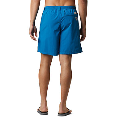 Men's PFG Backcast III™ Water Shorts - Big Backcast™ III Water Short | 374 | 3X, Dark Pool, back