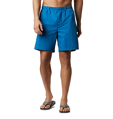 Men's PFG Backcast III™ Water Shorts - Big Backcast™ III Water Short | 374 | 3X, Dark Pool, front