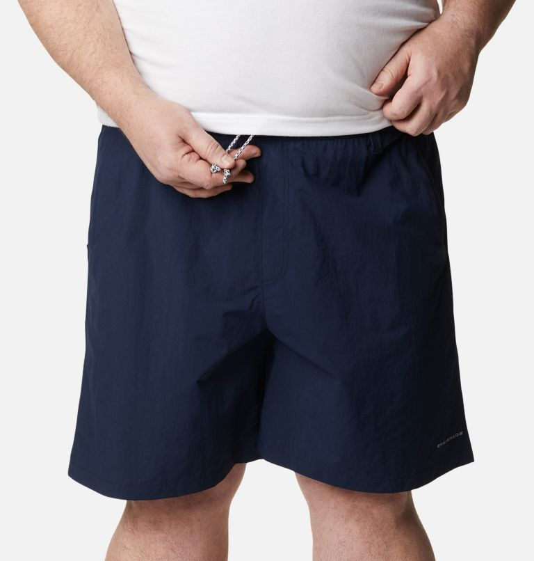 Backcast™ III Water Short | 464 | 2X Men's PFG Backcast III™ Water Shorts - Big, Collegiate Navy, a2