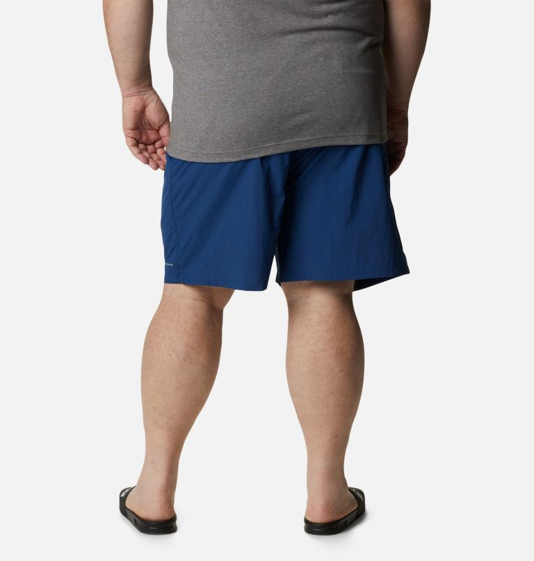 Backcast™ III Water Short | 469 | 4X Men's PFG Backcast III™ Water Shorts - Big, Carbon, back