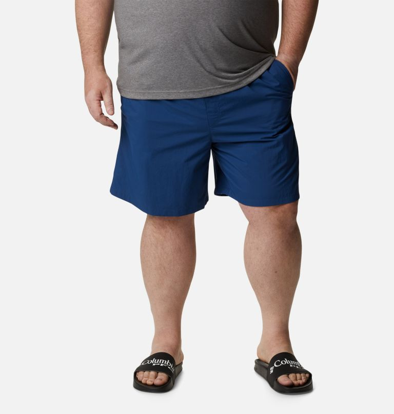 Backcast™ III Water Short | 469 | 4X Men's PFG Backcast III™ Water Shorts - Big, Carbon, front